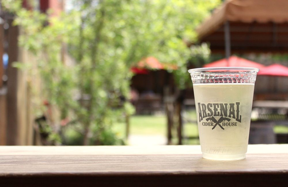 Social Spots from Arsenal Cider House & Wine Cellar