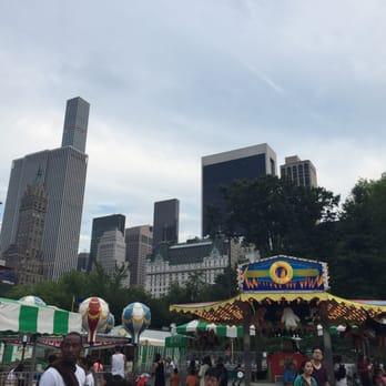 Photo Of Victorian Gardens Amusement Park   New York, NY, United States