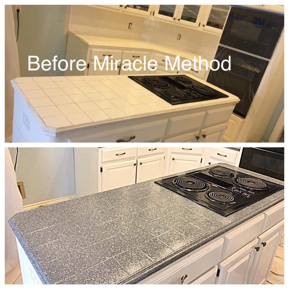 Miracle Method of Oklahoma City - 55 Photos - Refinishing Services ...