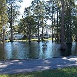 photo of winter garden rv resort winter garden fl united states pond - Winter Garden Rv Resort