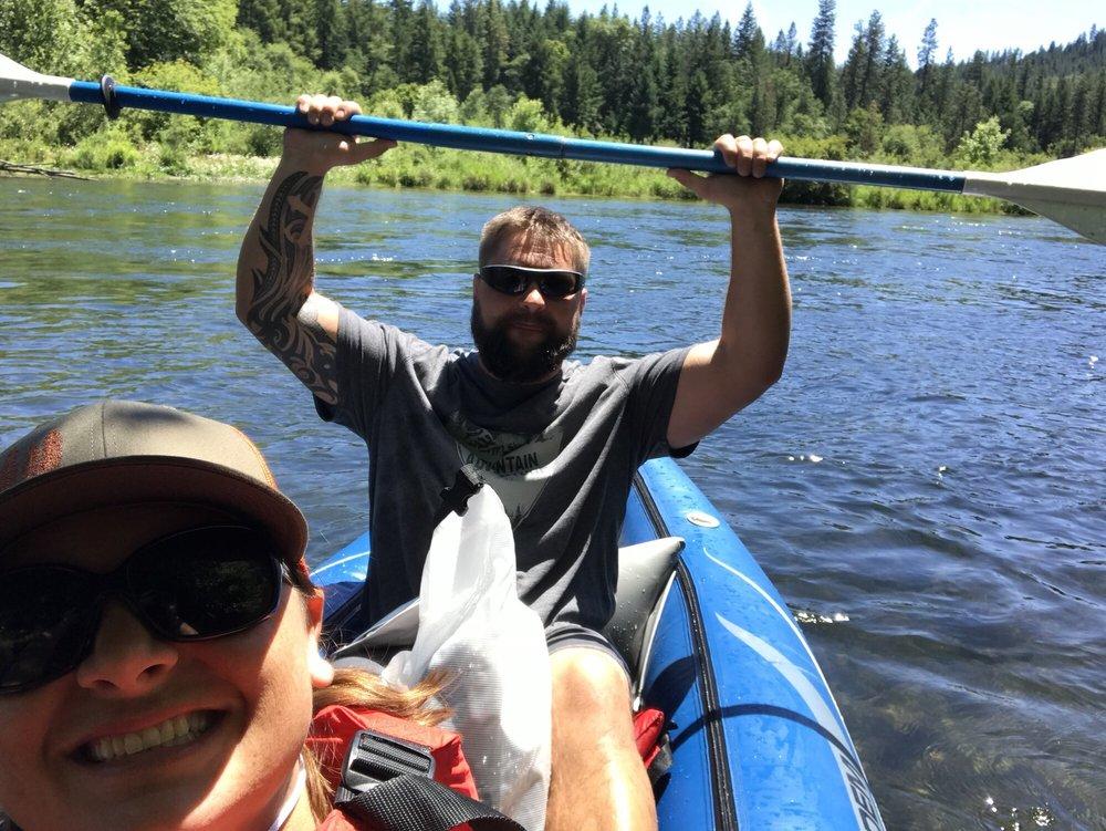 Rapid Pleasure Raft Rental