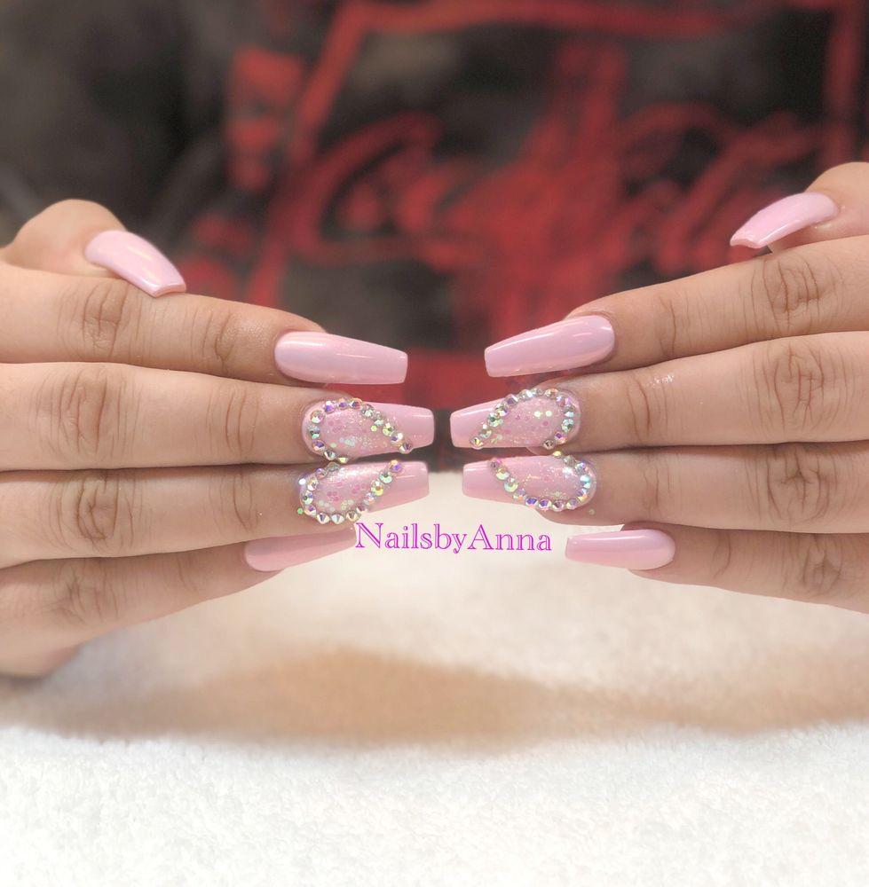 5 Star Nails & Spa: 927 S Orlando Ave, Maitland, FL