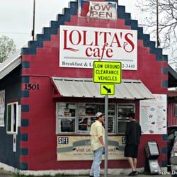 Lolitas Cafe Menu