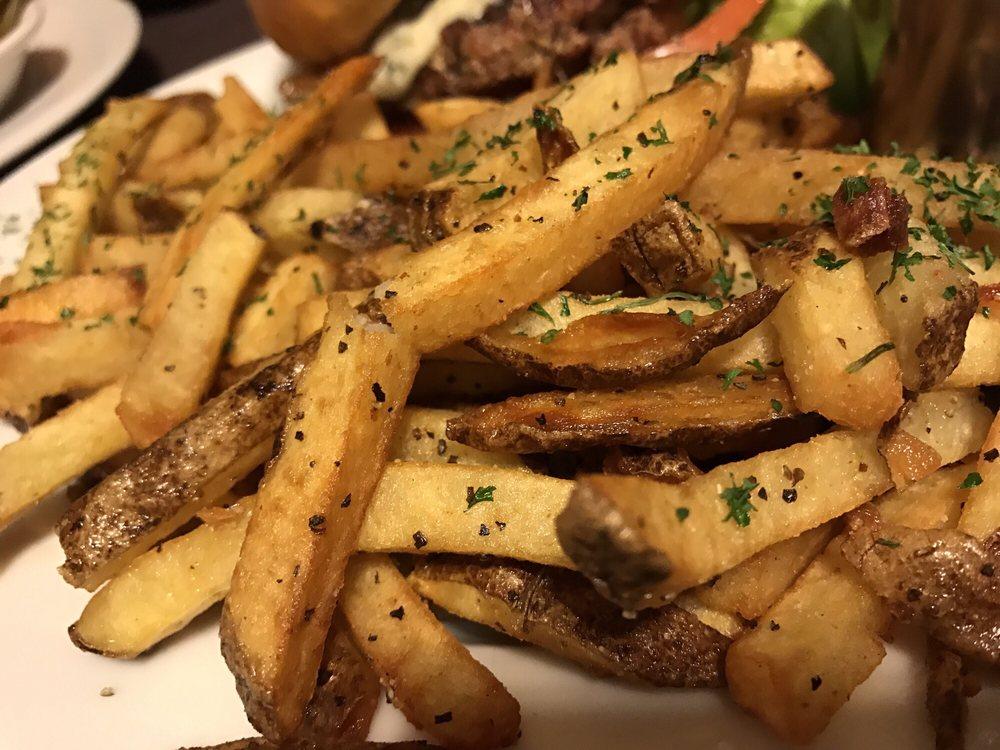 Garlic Truffle Fries - Yelp