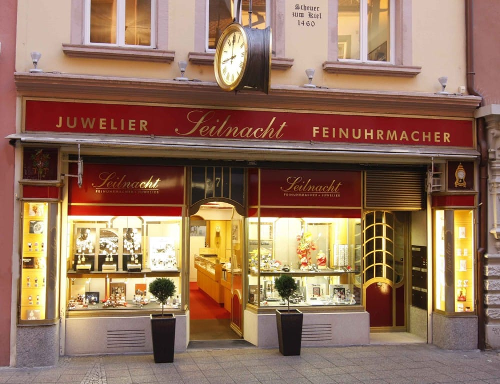 juwelier seilnacht jewelry rathausgasse 7 freiburg baden w rttemberg germany phone. Black Bedroom Furniture Sets. Home Design Ideas