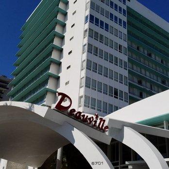 Photo Of Deauville Beach Resort Miami Fl United States