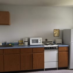 Photo Of Overlook Motel Eagle Lake Me United States Kitchenette In The