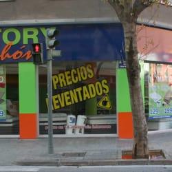 Factory colch n matratzen betten carrer dels centelles 2 russafa valencia spanien yelp - Factory colchon zaragoza ...
