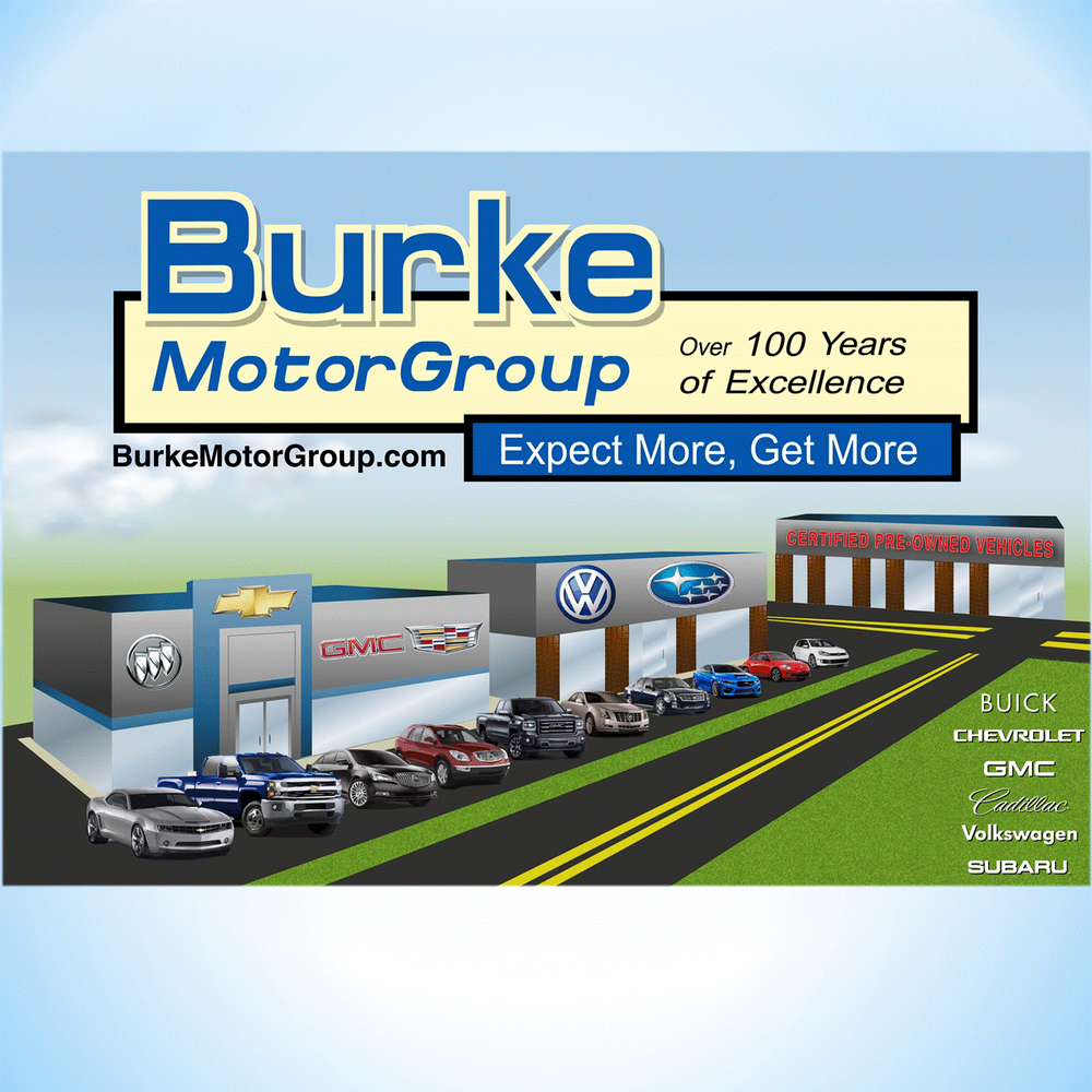 burke motor group cape may court house  nj your cadillac  chevy  gmc  buick  vw  subaru dealer