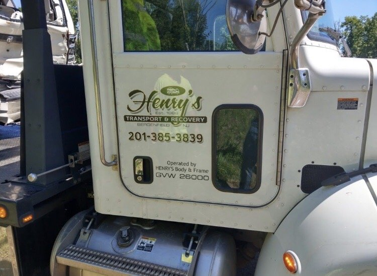 Towing business in Dumont, NJ