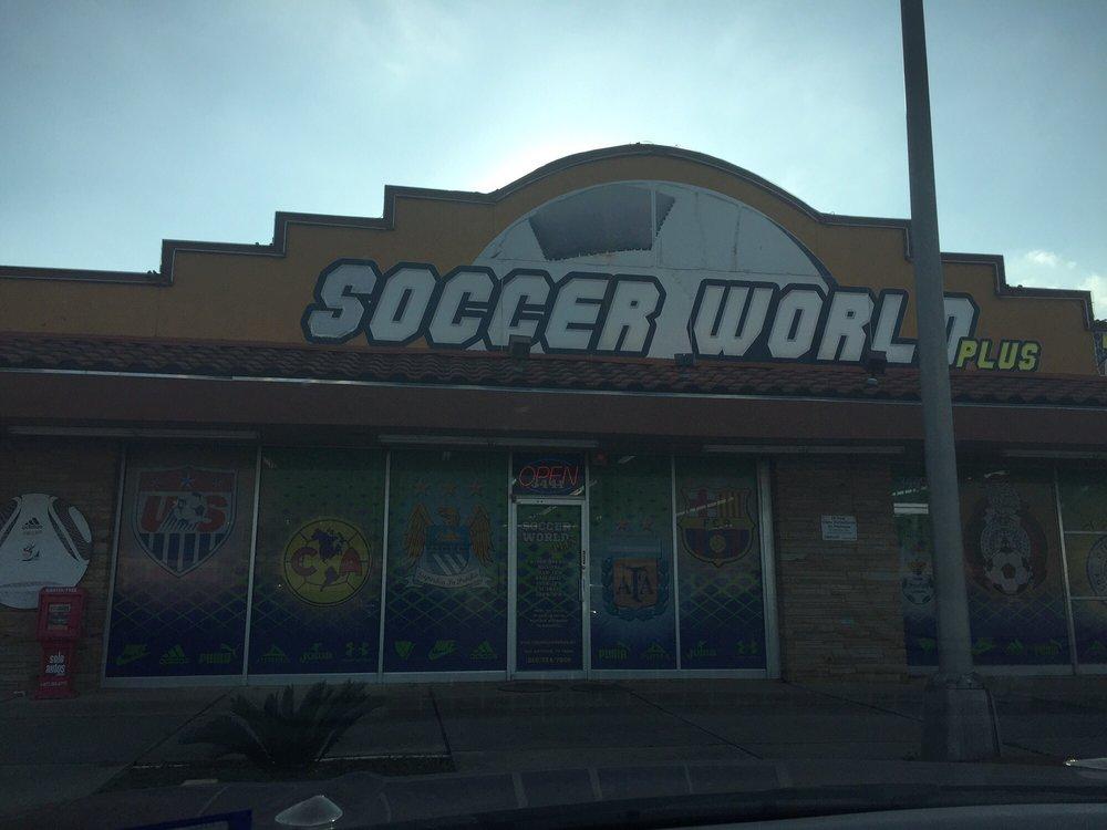 Soccer World Plus