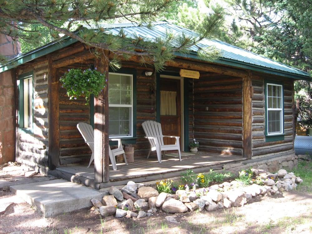Jack's Cabin: Allenspark, CO