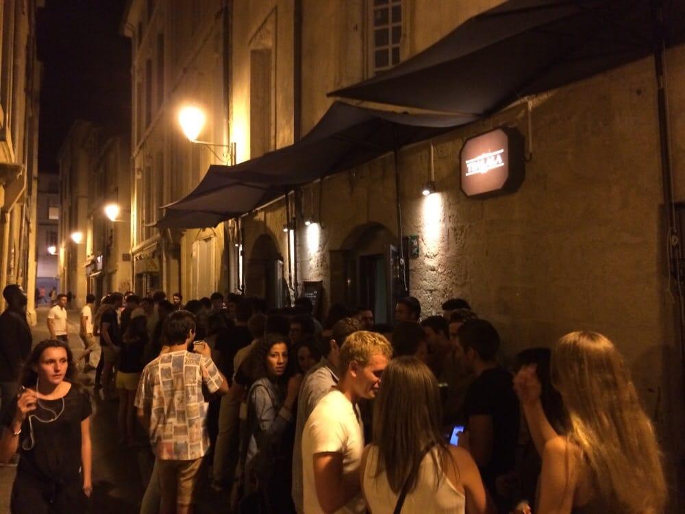 Le Tralala - Bars - Rue de Candolle, Montpellier, France - P