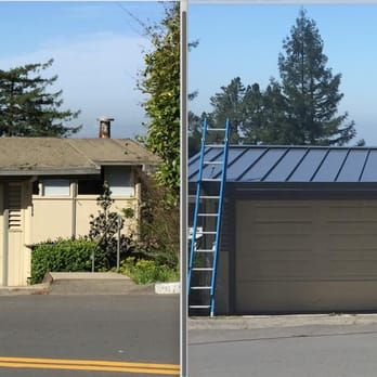 Photo Of Skyline Roofing   Lafayette, CA, United States. Goodbye Old Tar And