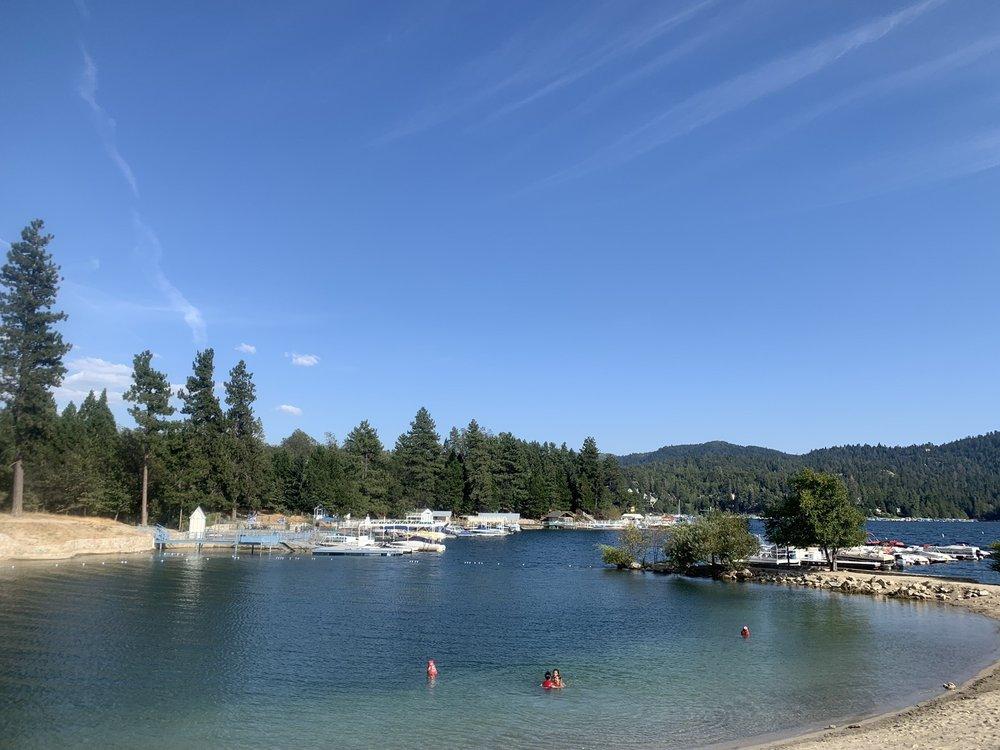 Tavern Bay Beach Club: 28399 N Shore Rd, Lake Arrowhead, CA