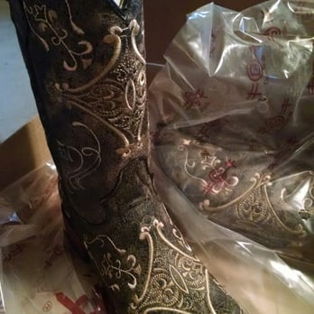 Expensive Cowboy Boots