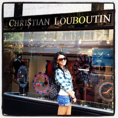 christian louboutin 306 west 38th street