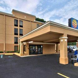 Photo Of Comfort Inn Clarks Summit Pa United States