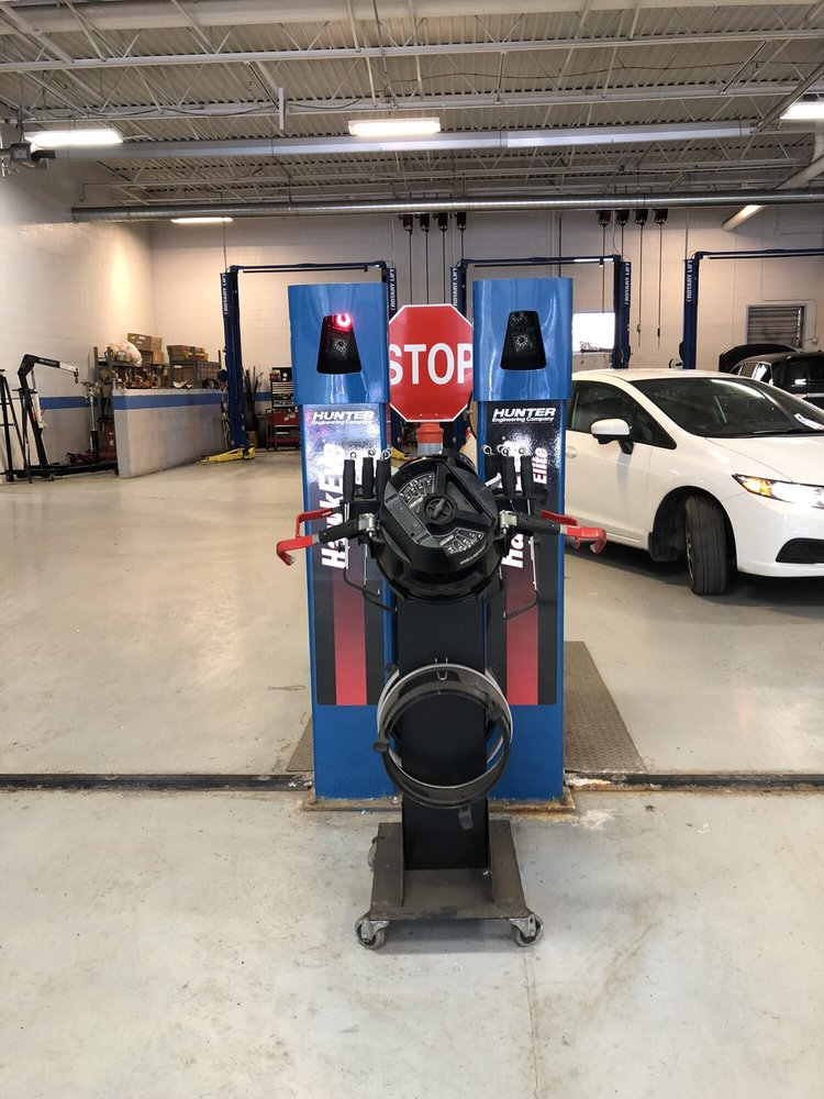 Service Area Does Free Evaluation Of Tire Alignment Cost Of