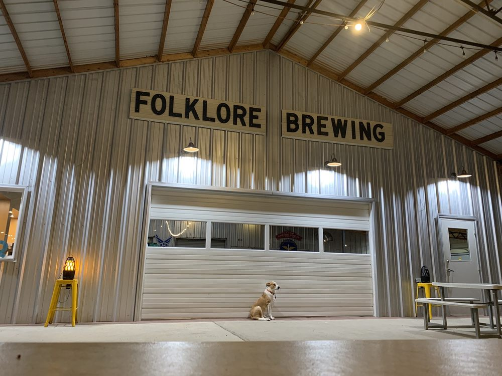 Folklore Brewing & Meadery: 153 Mary Lou Ln, Dothan, AL