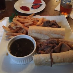 Photo Of Stonersville Hotel Birdsboro Pa United States French Dip Samdwhich