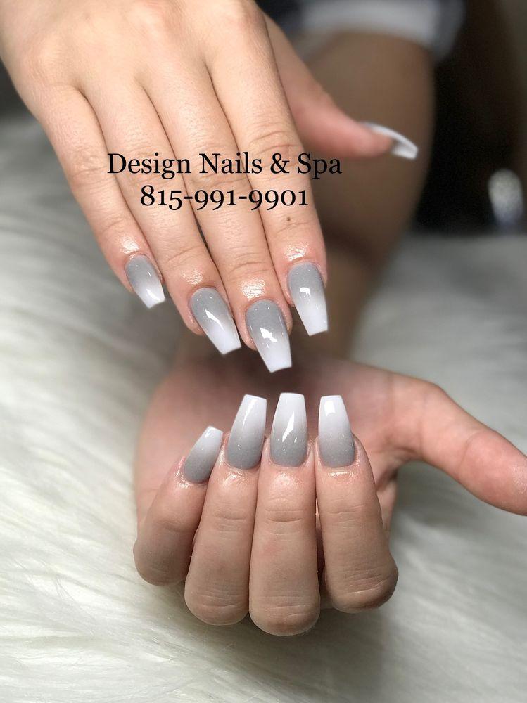 Design Nails & Spa: 355 W State St, Sycamore, IL