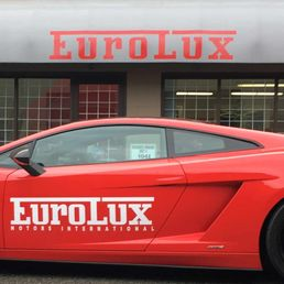 Photo Of EuroLux Motors International   Surrey, BC, Canada. Entrance To  EurLux Motors