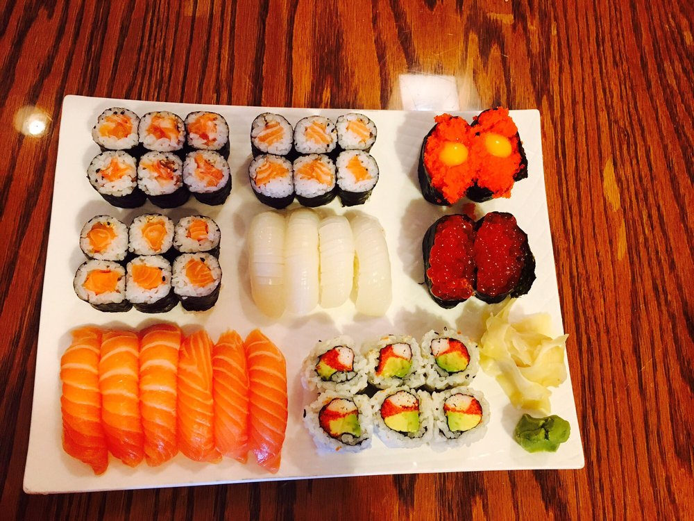 Samurai Sushi: 43150 Broadlands Center Plz, Ashburn, VA