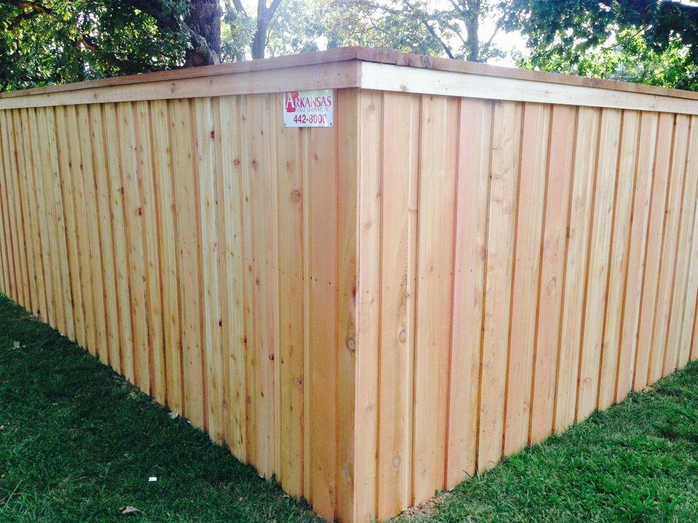 Arkansas Fence Company: Fayetteville, AR