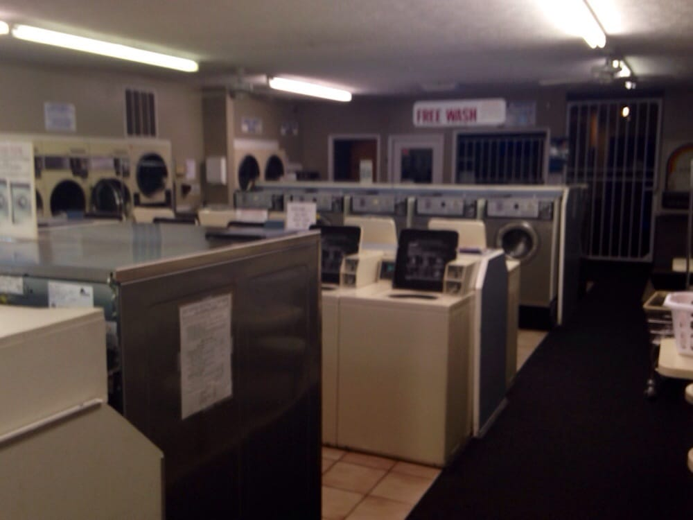 Laundry Works & Ultra Tanning: 2437 S Walnut Street Pike, Bloomington, IN