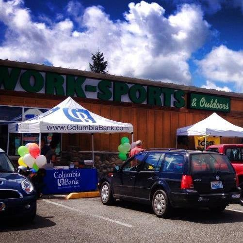Photo of Work-Sports & Outdoors: Enumclaw, WA