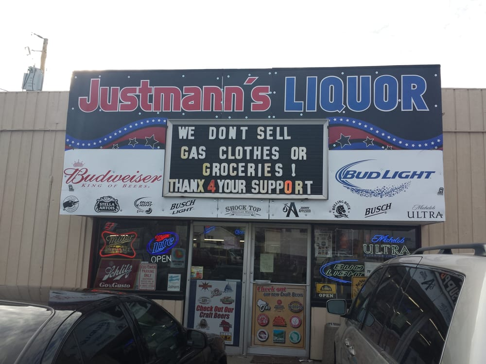 Social Spots from Justmann's Liquor Store