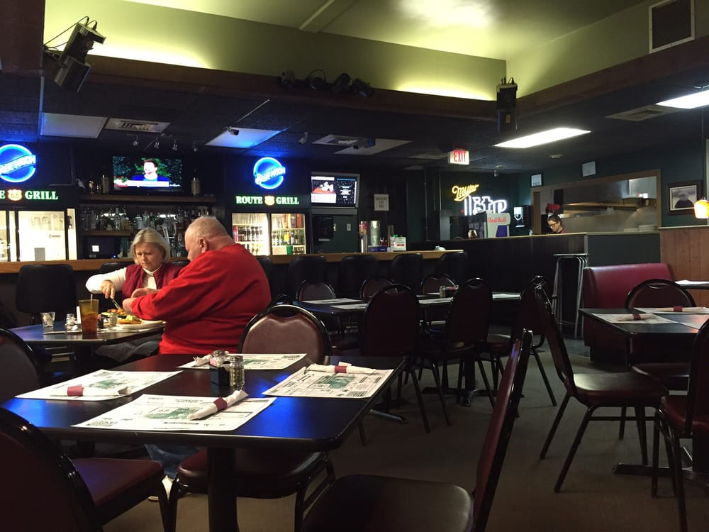 Route 68 Grill: 1141 S Main St, Bellefontaine, OH