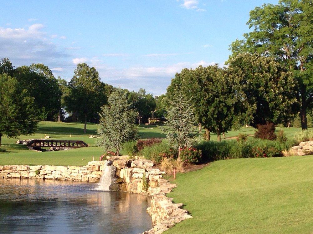 Shangri-La Golf Club, Resort & Marina: 31000 S Hwy 125, Afton, OK