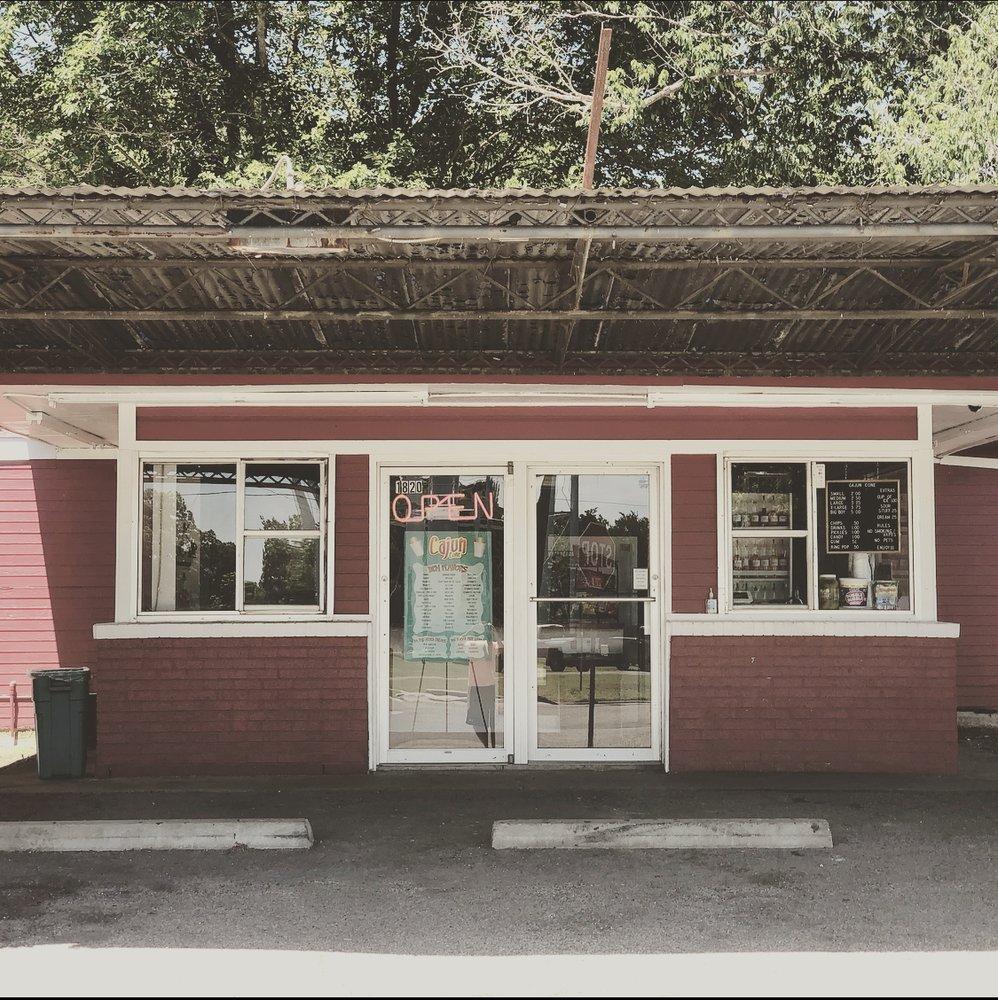 Cajun Cone: 1820 Park St, Commerce, TX