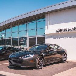 Napletons Aston Martin Photos Reviews Car Dealers - Aston martin dealers