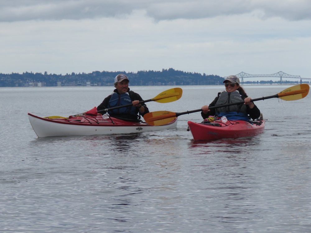 Columbia River Kayaking: 957 Steamboat Slough Rd, Skamokawa, WA
