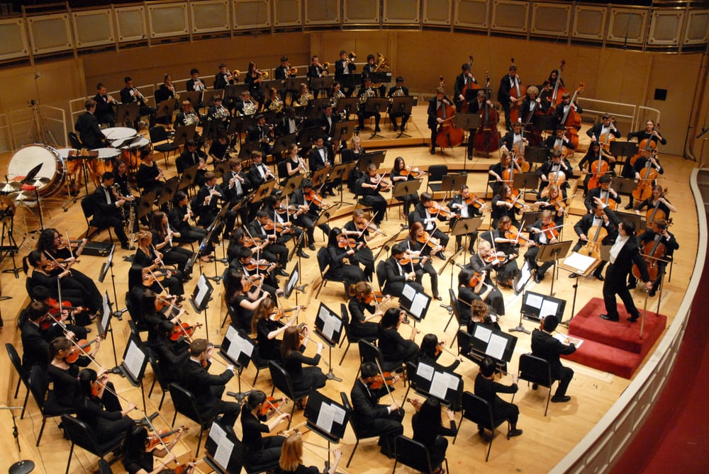 Chicago Youth Symphony Orchestras: 410 S Michigan Ave, Chicago, IL