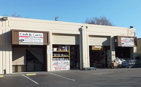 Cash & Carry Warehouse: 3440 Vincent Rd, Pleasant Hill, CA