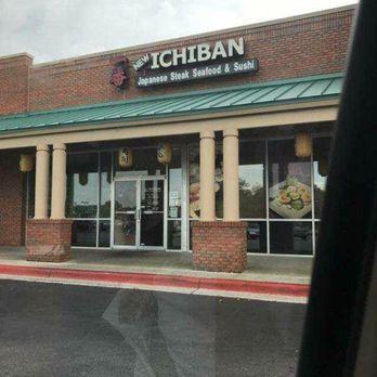 Photo Of New Ichiban Anese Restaurant Huntsville Al United States