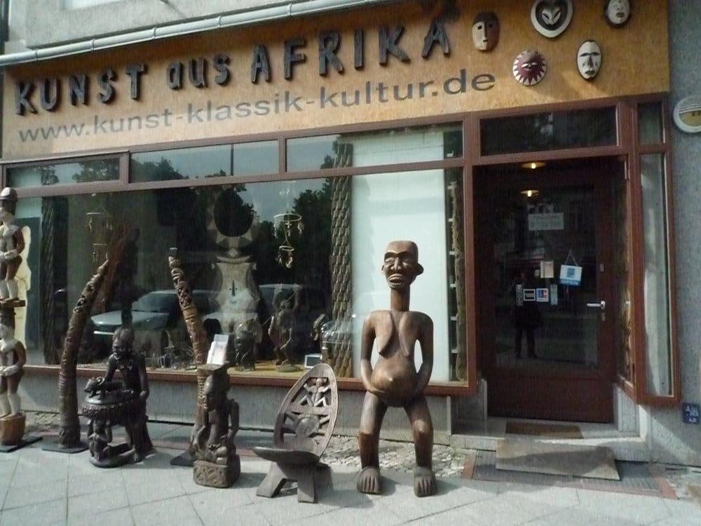 Viktor ischenko kunst aus afrika artesan a y for Wohndesign kantstr berlin