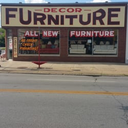 Decor Furniture Furniture Stores 4627 East 10th St Indianapolis In United States Phone