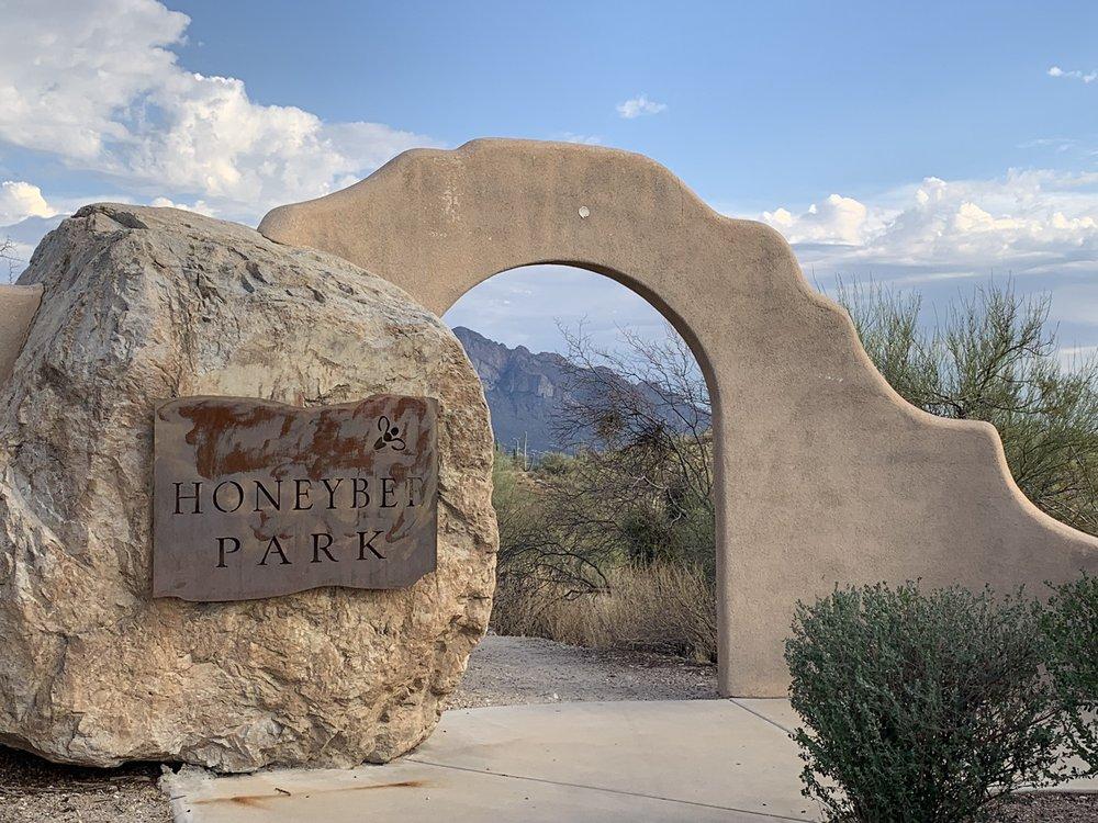 Honeybee Canyon Loop Trail: 13880 N Rancho Vistoso Blvd, Oro Valley, AZ