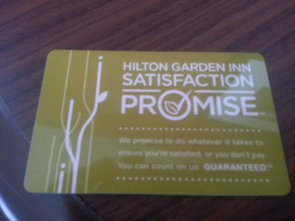 Sheer satisfaction will be found at this hotel its so - Hilton garden inn austin landing ...