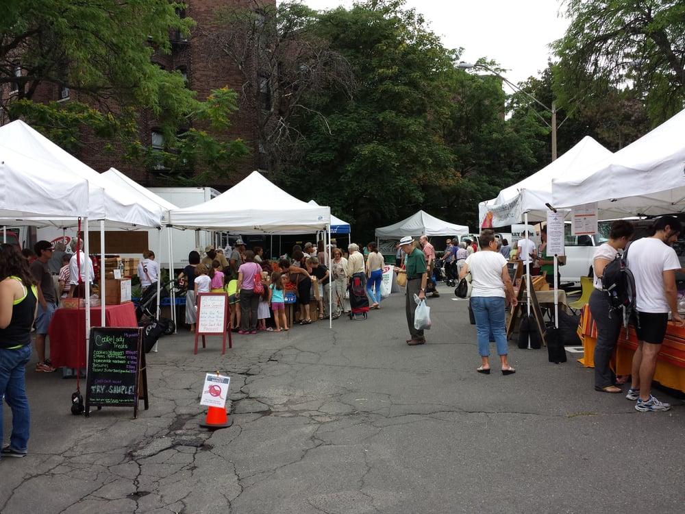 Brookline Farmers Market