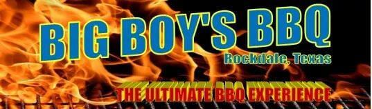 Big Boy's BBQ: 1100 W Cameron Ave, Rockdale, TX