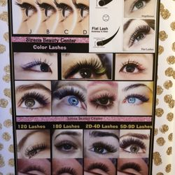 23f7b840dbe Photo of Mermaid Beauty Center - San Gabriel, CA, United States. Our lashes