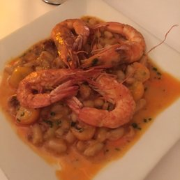 The Hudson House - Nyack, NY, United States. Head on Shrimp