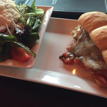 Photo Of Barley + Vine   Lakeville, MN, United States. Roasted Chicken  Sandwich