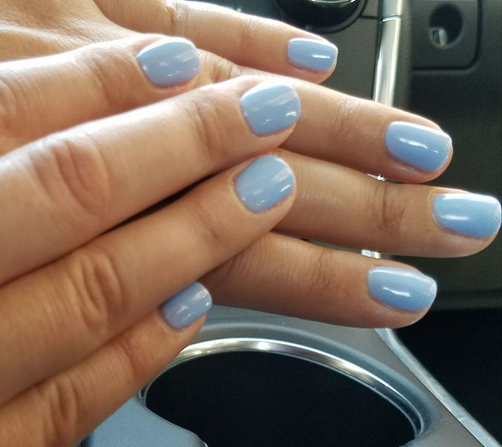Best gel manicure ever! - Yelp